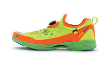 Zoot Men's Ultra Race 4.0 safety yellow/blaize/green flash